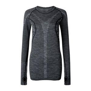 Lulu Rest Less Pullover Reversible Sweater Shirt 6